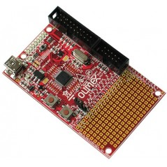LPC-P1114 (BOARD FOR LPC1114 CORTEX M0 ARM)