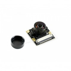 IMX219-200 Camera, 200° FOV, Applicable for Jetson Nano (WS-16679)
