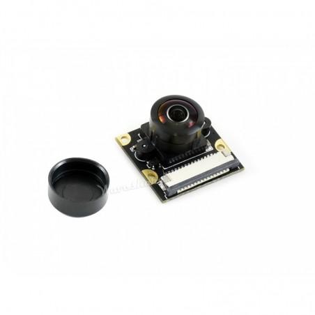 IMX219-200 Camera, 200° FOV, Applicable for Jetson Nano (WS-16679)