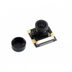IMX219-160 Camera, 160° FOV, Applicable for Jetson Nano (WS-16662)