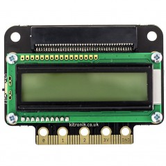 :VIEW text32 LCD Screen for the BBC micro bit (KIT-5650)