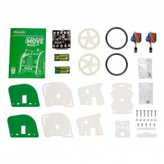 :MOVE mini MK2 buggy kit  excl micro:bit (KIT-5652)