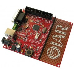 STM32-P103 (BOARD FOR STM32F103RBT6 CORTEX M3)