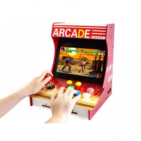 Arcade-101-1P, Arcade Machine Based on Raspberry Pi (WS-16156)