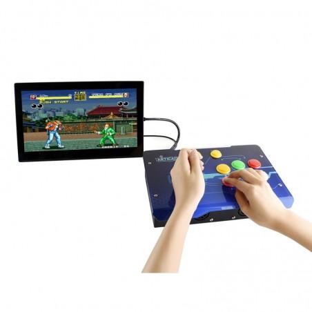 Arcade-C-1P, Arcade Console Powered by Raspberry Pi (WS-16508)