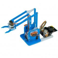 MeArm Robot micro:bit Kit - Blue (KIT-4505)