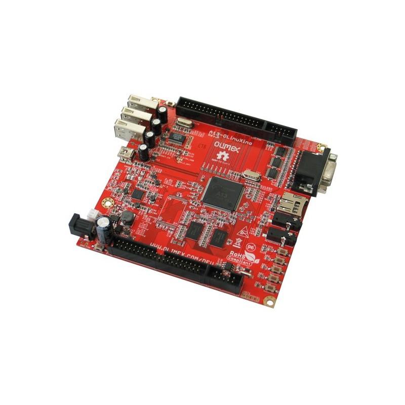A13-OLinuXino (SINGLE-BOARD LINUX COMPUTER)
