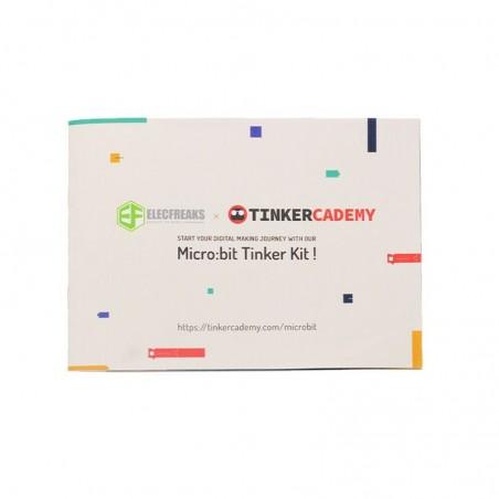 ElecFreaks Micro:bit Tinker Kit  (incl. Micro:bit Board) EF08181