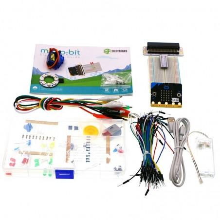 ElecFreaks Micro:bit Starter Kit (Incl. Micro:Bit Board) EF08179