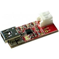 USB-uLiPo (Olimex) USB LI-PO BATTERIES CHARGER