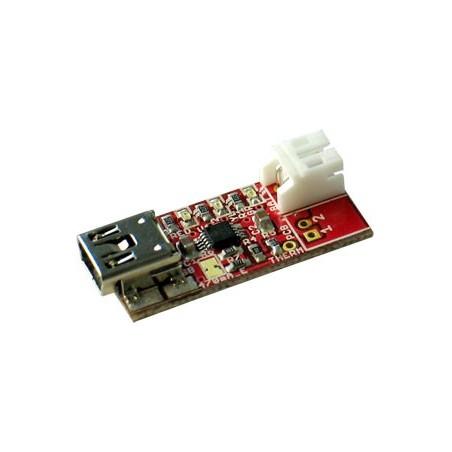 USB-uLiPo (USB LI-PO BATTERIES CHARGER)