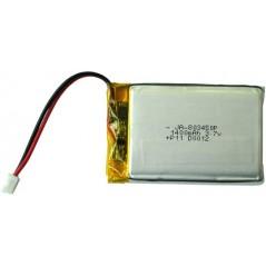 BATTERY-LIPO1400mAh (Olimex) LI-PO 3.7V 1400mAH) Polymer Lithium Ion