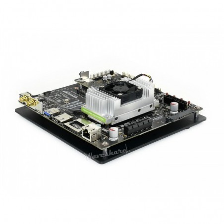 NVIDIA Jetson TX2 Developer Kit, AI Supercomputer-on-a-module (WS-16676)