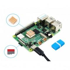Raspberry Pi 4 Model B Starter Kit, Essential (WS-17156) bez Raspberry Pi 4