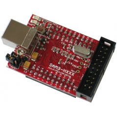 SAM3-H256 (HEADER DEVELOPMENT BOARD FOR ATSAM3S4BA)