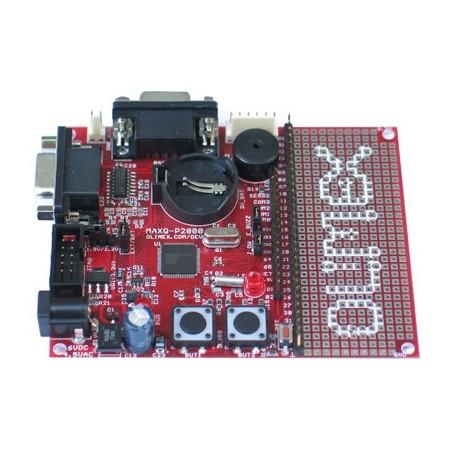 MAXQ-P2000 (MAXQ2000-RAX PROTOTYPE BOARD)