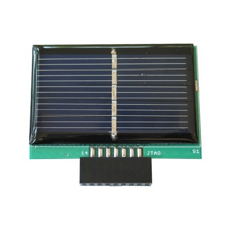 MSP430-SOLAR (SOLAR PANEL BATTERY CHARGER WITH MSP430)