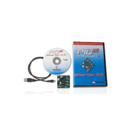 PIC32 Starter Kit (DM320001)