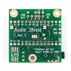 Teensy Audio Adaptor Board  (SF-DEV-15421)