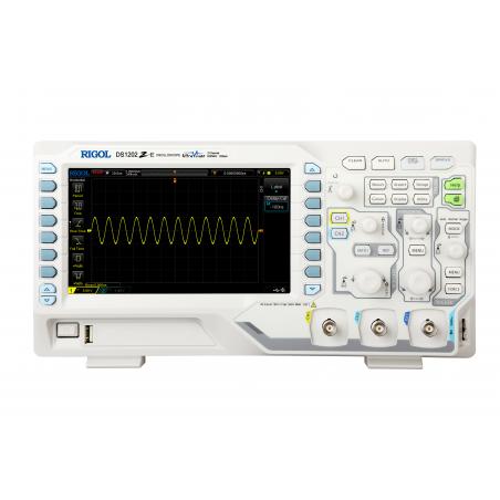 DS1202Z-E 2x200 MHz, 1GS/Sec Osciloskop (RIGOL)