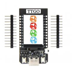 TTGO T-Display ESP32 CP2104...