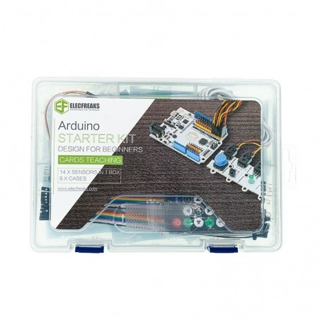 Arduino Starter Kit Absolute Beginner (EF08061) Elecfreaks