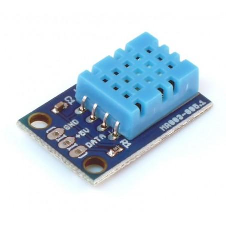DHT11 Humidity and Temperature Digital Sensor (MR003-005.1)