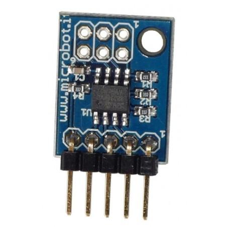 Digital Temperature Sensor with TCN75A (MR003-001.2)