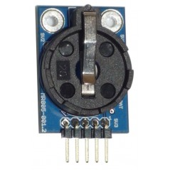 Real Time Clock module with DS1307 RTC (MR005-001.2)