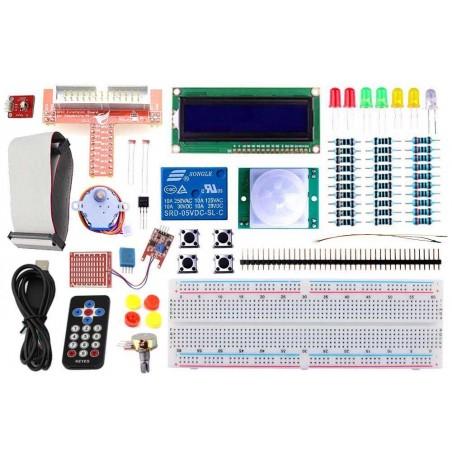 Basic Starter Kit for Raspberry Pi (ER-RPK08001R) 26-pin GPIO