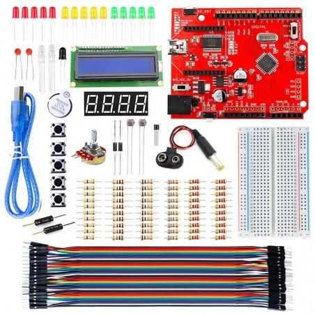 Beginner - Basic Kit for Arduino With Crowduino (ER-ACK02125K)