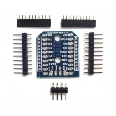 XBee to DIP Adapter with connectors (MR006-001.1)