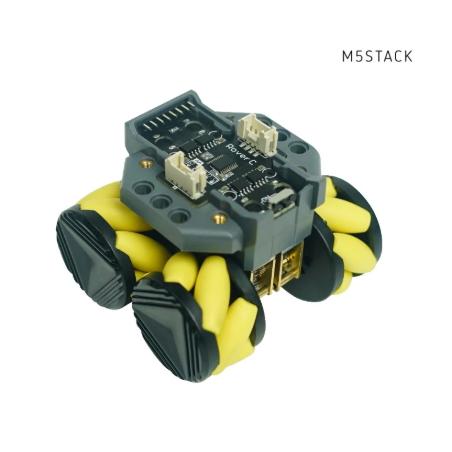 RoverC  - bez/without M5StickC (M5-K036)