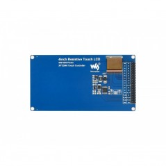 4inch Resistive Touch LCD, 480×800, 8080 Parallel Interface (WS-17143)