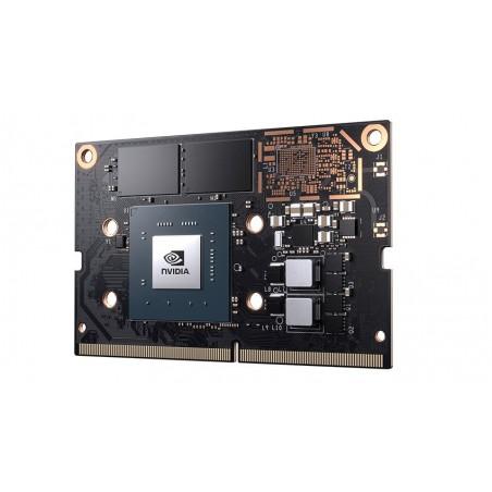 NVIDIA Jetson Nano Module (900-13448-0020-000) Small AI SOM, with 16GB EMMC