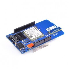 * replaced A000105 * A000043 Arduino GSM Shield (integrated antenna)