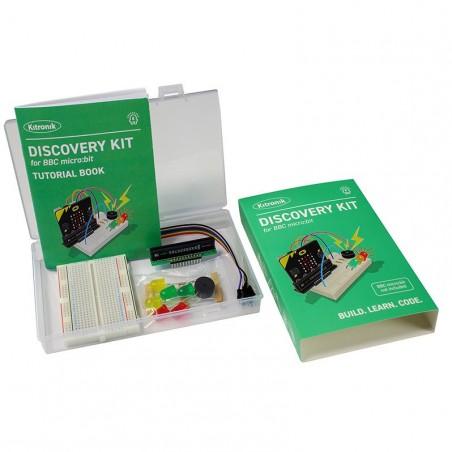 Kitronik Discovery Kit for the BBC micro:bit (KIT-5666)