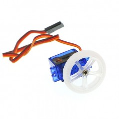 EF90D Digital Servo 360°...