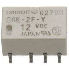 G6K-2F-Y 12VDC (Omron) Signal relay SMD 12VDC 1315Ω 100 mW