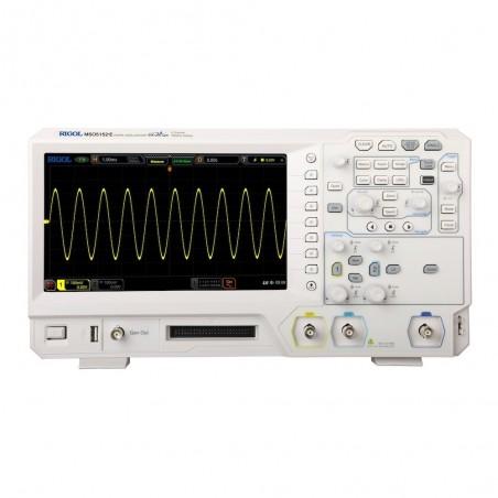 MSO5152E (Rigol) Oscilloscope 2x150MHz,FREE MSO5000-BND + 16ch L.A.
