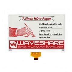 880×528, 7.5inch E-Ink raw...