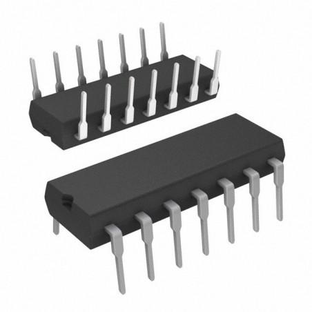 ADM231LJN (Analog Devices)  RS-232 Transceiver DIP14