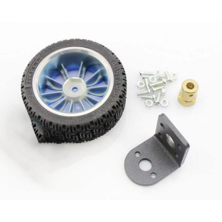 High Pulling Torque Wheel Set without motor (ER-RPL13701S)