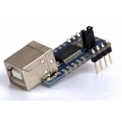 A000014 USB/serial converter  (for Arduino Mini)