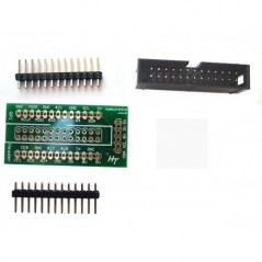 * replaced KIT-12652 * RPI-BREAKOUT Raspberry Pi GPIO Breakout Board