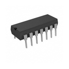 PIC16F630-I/P  DIP14  (Microchip)