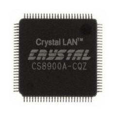 CS8900A-CQ (Cirrus Logic) LAN ETHERNET CTLR 5V LQFP100