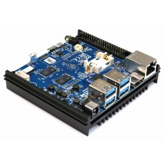 ODROID-N2+ with 4GByte RAM...