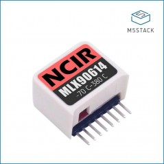 M5StickC NCIR Hat  MLX90614...