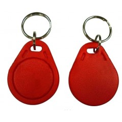 ACM-ABS003RD (RF ID Unique 125kHz Keyfob with EM4100 red)